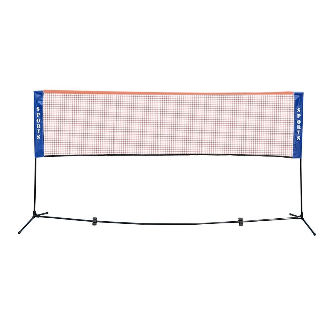 Portable badminton Grid Structure 3.1*1.55M