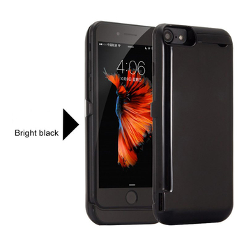 10000mAh Slim Ultra Thin Phone Battery Case For iPhone 6 6 s 7 8 plus Power Bank Backup Charger Case For iPhone 6 6s 7 8 6 Plus image