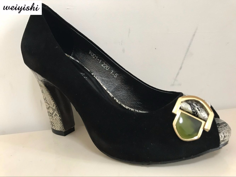 Schuhe Frauen Schuhe Dame Neue 2018 Weiyishi Marke Mode 042 qpwg74qWt