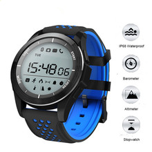 F3 Smart Watch Pedometer Wrist Wearable Device Smart Watch Waterproof IP68 Swimming Long Standby for IOS Android Phone