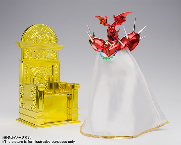 PrettyAngel Pañuelo genuino de las naciones de Tamashii Mith de tela EX San Seiya POPE ARES (sin el cuerpo) figura de acción-in Figuras de juguete y acción from Juguetes y pasatiempos    3