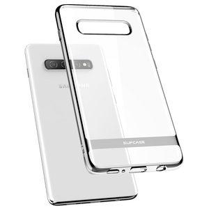 Image 4 - Pour Samsung Galaxy S10 Plus étui 6.4 pouces SUPCASE UB Metro Premium mince souple étui en TPU plaqué lignes galvanisées étui couverture arrière