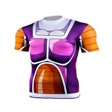 Neueste Nette Kid Goku Neue 3D Kurzarm t shirts Frauen Männer Casual tees Anime Dragon Ball Z Super Saiyan t shirts Harajuku shirt(China)