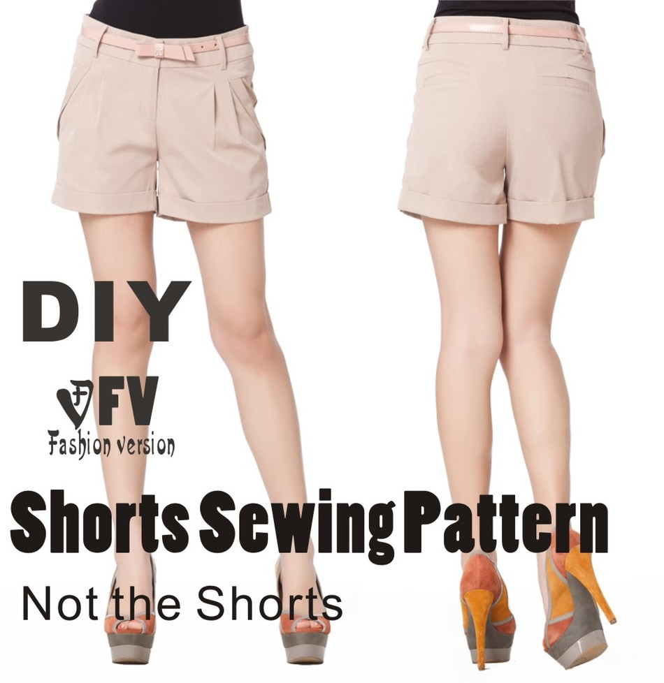 Pants sewing pattern The trousers pattern(Not the pants) Low waist ...