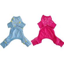 Hot New Doggie Puppy Pajamas Clothes Pet Dog Cute Jumpsuit Shirt Costume Apparel
