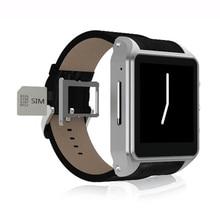 Reloj Teléfono androide con 1G RAM 8 GB ROM Bluetooth Inteligente Reloj Soporte GPS Cámara Tarjeta Sim Smartwatch X01 Plus PK X01