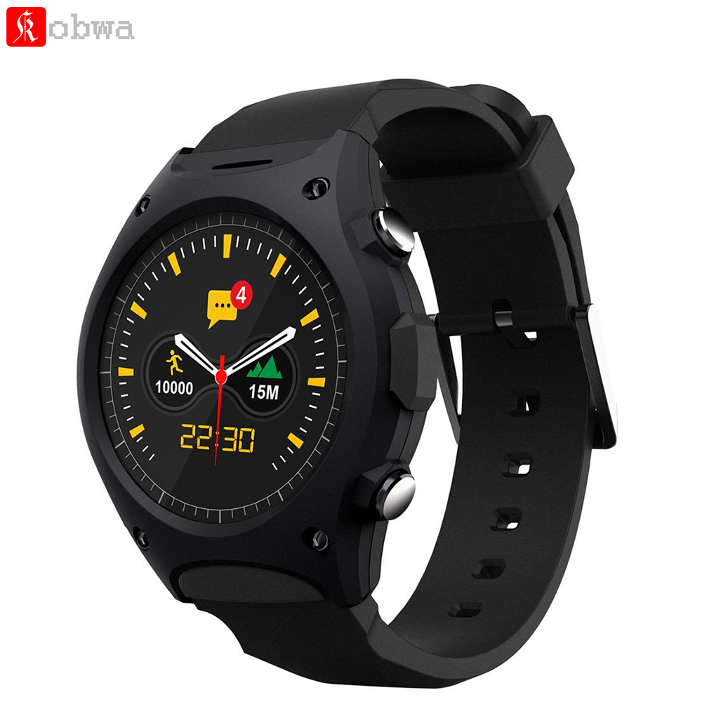 Smart Watch Q8 Waterproof IP54 Sport Wristwatch MT2502 With Bluetooth G-sensor H
