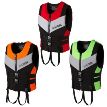 Adult Life Jacket Vest Safety Outdoor Survival Fishing