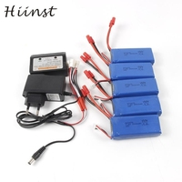 HIINST For Sima X8 Series 2500 MAh 1 Charge 5 Battery RC Quadcopter Helicopter may 26 P30 Ag15 gift