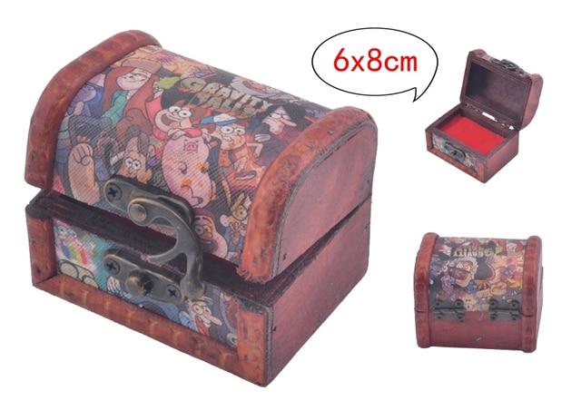 Кулон Диппер Гравити Фолз в подарочной коробке 2