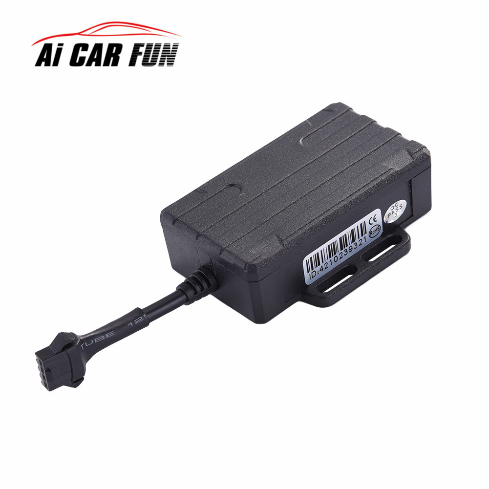 Car Auto Vehicle Motorcycle Gps Trackers bus truck Car GPS Tracker Anti-lost Monitor Real Time Tracking Device LBS GPS GSM GPRS