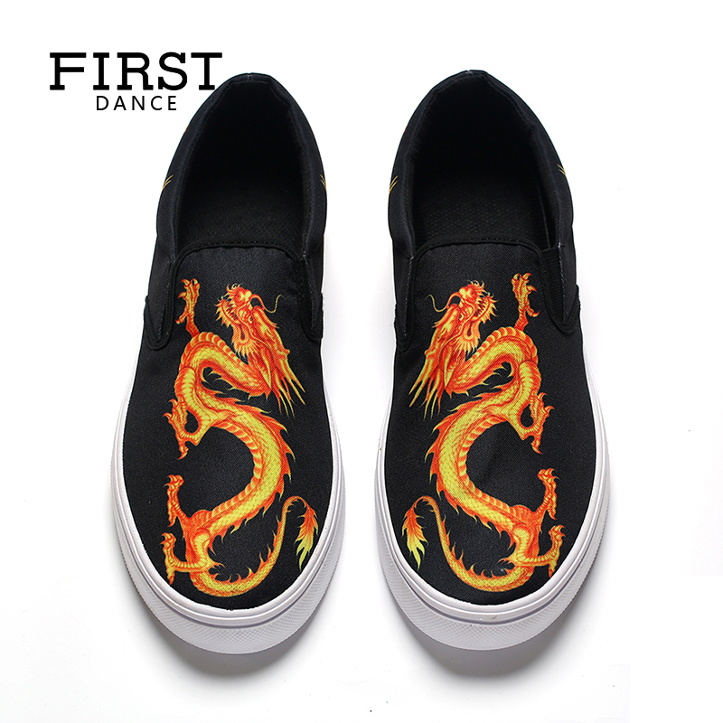 Chinese Style Luxury Brand Women Flats Shoes Customized 3D Printed Girls Loafers Shoes Air Mesh Breathable Female Leisure Shoes vintage embroidery women flats chinese floral canvas embroidered shoes national old beijing cloth single dance soft flats