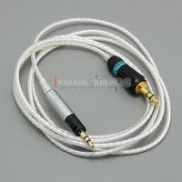 3.5mm OCC + Silver Plated Copper Cable For Sennheiser Momentum Over On Ear Headset Earphone LN004793