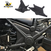 Right & Left Full Frame Guard Protector Cover For R1200GS LC 2013 2016 Adventure 2014 2018 Upper Frame Infill Side Panel Set