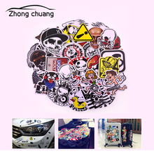 40 car sticker parcel motorcycle styling