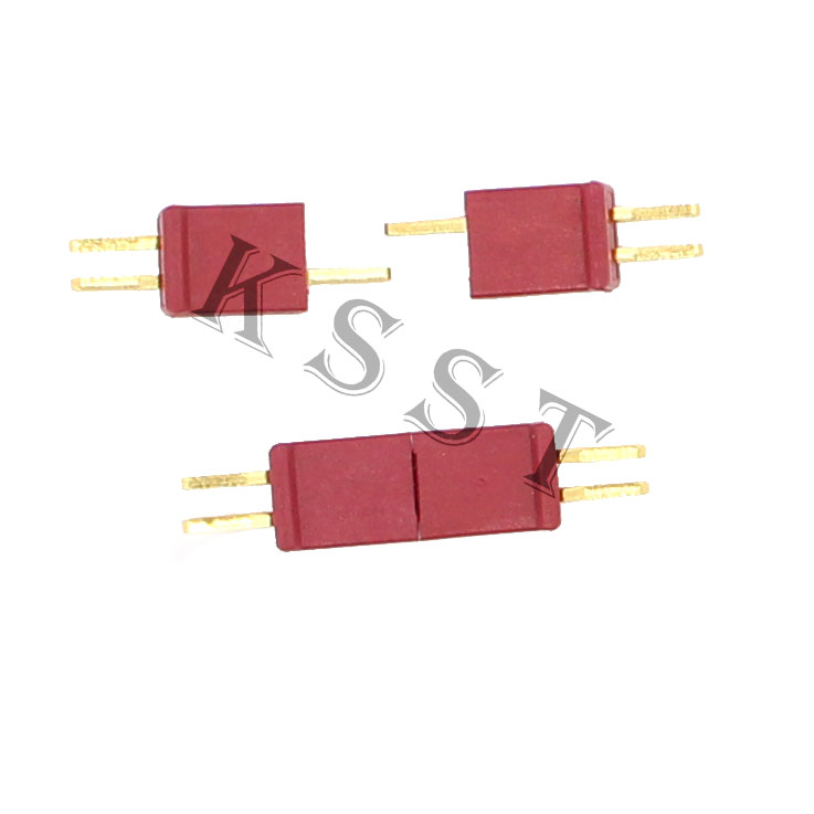 10 pcs Mini Micro deans plug High Quality Connectors T Plugs RC LiPo battery