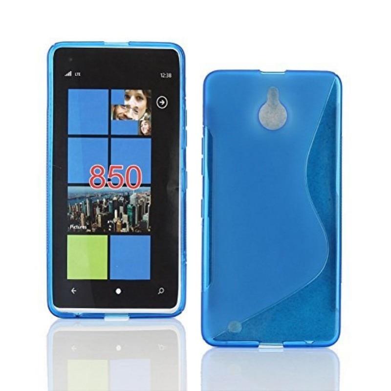 Pour Nokia 3 6 Cas S Ligne Soft Design TPU Gel Couverture de Cas de Téléphone pour Nokia Microsoft Lumia 850 de Baisse gratuite