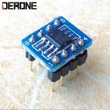 1 adet opa1612 Çift op amp dac kulaklık amplifikatörü OPA1612AID yama pin