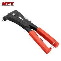 MPT MHI01002 Hand Riveter Manual Blind Rivet Gun Perforated Hand Tool For 2 4 3 2
