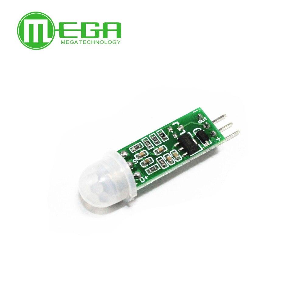 10PCS HC-SR505 Mini Sensing Module Body Sensing Mode Mini-body Sensor Switch NEW