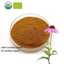 USDA и EC Сертифицированные Органические Эхинацея пурпурная Экстракт 20:1