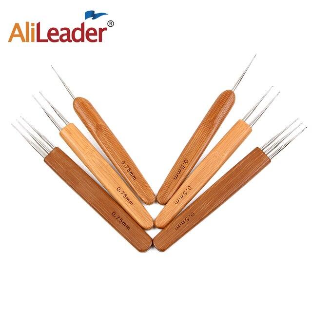 Aliexpresscom Buy Alileader Dreadlock Hook Crochet Needle Soft