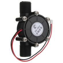 New Dc 80v 12v 5v 10w Micro Hydro Generator Tap Water Flow Hydraulic Diy High Motor 20