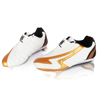Adult child taekwondo white shoes breathable wear resistant taekwondo shoes Eur 28 45 sport shoes train shoes