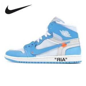 2f545f33deee NIKE AJ1 Sneakers Authentic Air Jordan 1 X Off-White Men s ...