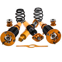 24 Way Adjustable Coilovers Suspension kits for BMW E46 3Series M3 320 323 1998 2006 Struts Shock Absorber Shock