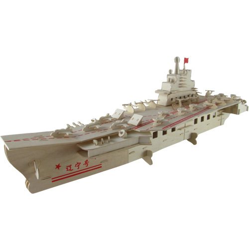 LIAONING aircraft carrier model Wood China Chinese aircraft assembling model ship model nave model Big