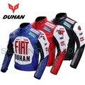 Duhan moto racing chaqueta de la motocicleta de cross-country profesional trajes de chaquetas de moto riding ropa hecha de 600d oxford
