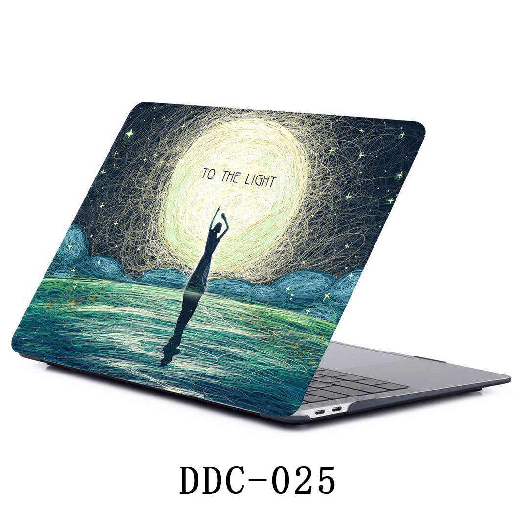 Nouveau étui pour ordinateur portable pour Apple MacBook Air Pro Retina 11 12 13 15 16 pour mac book Pro 13.3 15.4 16 pouces avec barre tactile + clavier cove