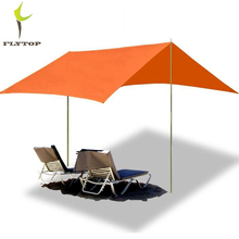 400*295CM FlyTop Outdoor Beach Tent Camping Sun Shelter gazebo pergola barraca praia Large Shade Protection Tents
