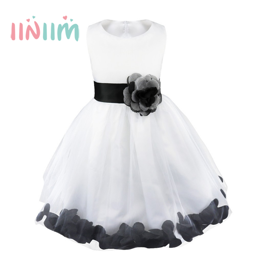 Beauty Girl Princess dress Party Kids Dresses for wedding Flower Girls Children's Dress Tutu for Bridesmaid Clothes Size 2-14Y summer 2017 new girl dress baby princess dresses flower girls dresses for party and wedding kids children clothing 4 6 8 10 year