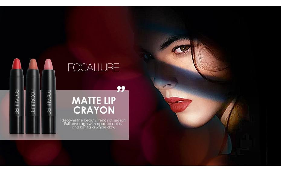 FOCALLURE Matte lipstick (6)