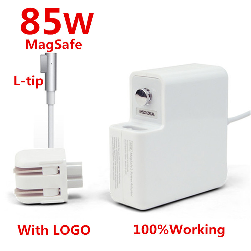 NEW Original Magnetic L-tip 85W MagSaf* Laptop Power Adapter Chargers For Apple MacBook Pro 15'' 17'' A1222 A1260 A1286 A1343