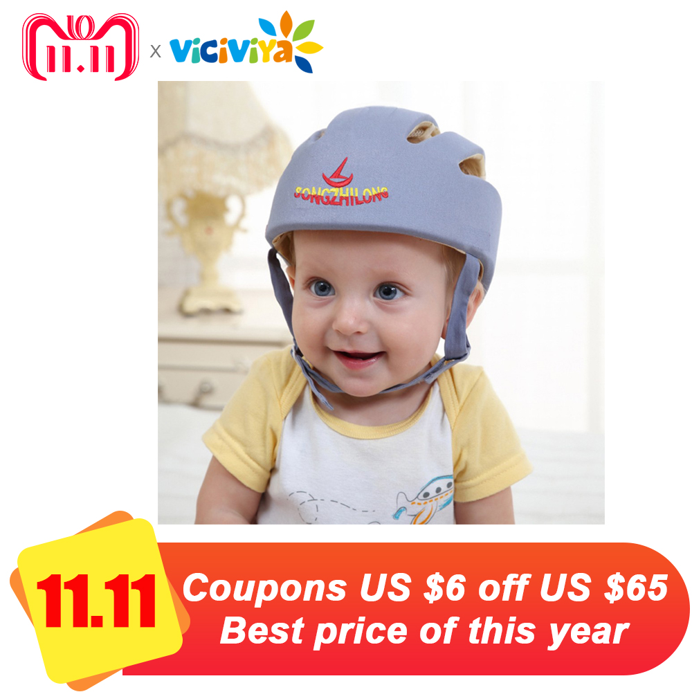 Baby Safety Helmet Toddler Headguard Hat Protective Infants Soft Cap Adjustable for Crawl Walking Running Outdoor Playing 5pcs mp2307dn mp2307d mp2307 mp2307dn lf mp2307dn lf z sop8