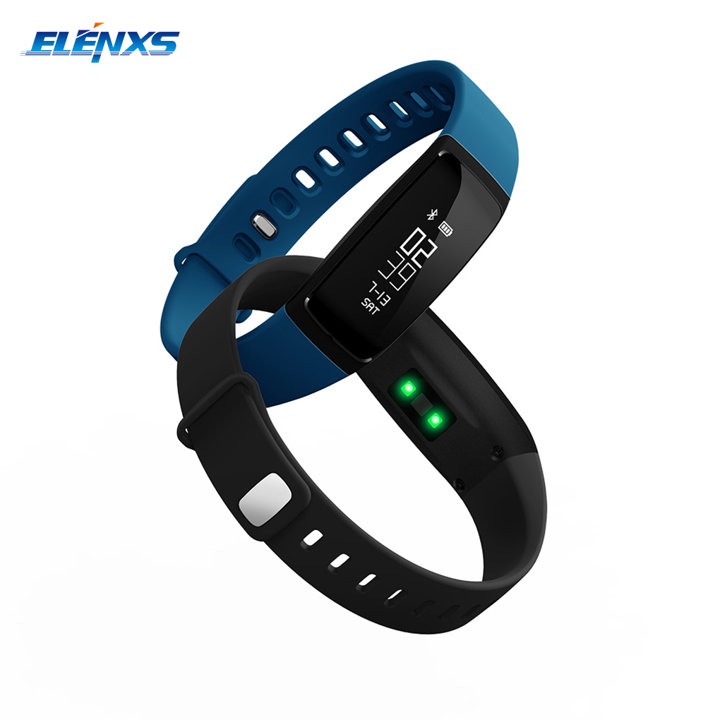 V07 Smart Wristband Band Blood Pressure Wireless Watch Smart Bracelet Heart Rate Monitor Fitness SmartBand for