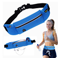 Fashionable 1PCS Blue Anti-theft Slim Running Cell Phone Chest Waist Fanny Bag Sports Running Bag