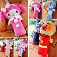 Comfortable PP Cotton 50cm Car Seat Belt Cover For Kids Cartoon Children Safety Seat Belt Shoulder