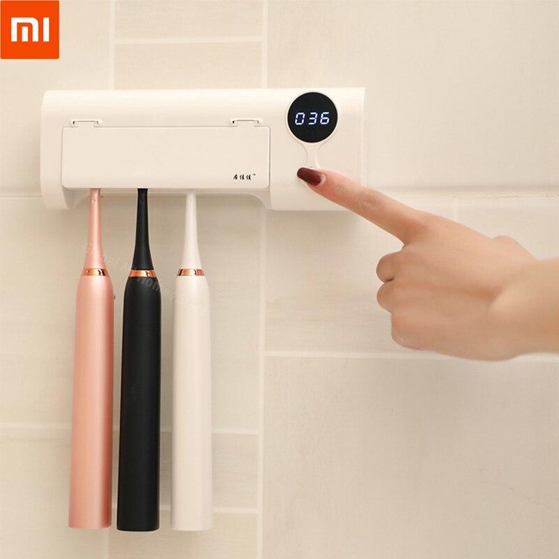 Xiaomi Youpin JJJ Ultravioleta de esterilização escova de dentes disinfector apropriado para TÃO BRANCO 48 Oclean Todos Os tipos de escovas de dentes