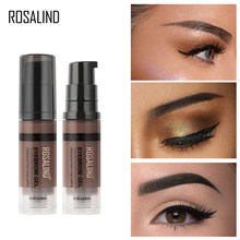 Rosalind Pensil Alis Gel untuk Alis Kit Brow Gel Transparan Tahan Air Profesional Make Up Kosmetik untuk Alis Warna(China)