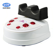 HealthForever Brand Remote Control Vibrating Machine Device Legs Full Body Electric Foot Blood Circulation Massager