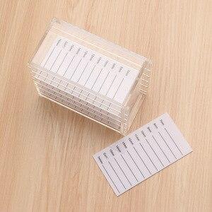 Image 2 - Ferramentas de extensão de cílios salvar caixa de armazenamento de extensão de cílios