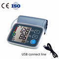 Health Care Digital LCD Arm Blood Pressure  Monitor Tensiometro Tonometer Sphygmomanometer Tansiyon Aleti Gauge BP Monitor