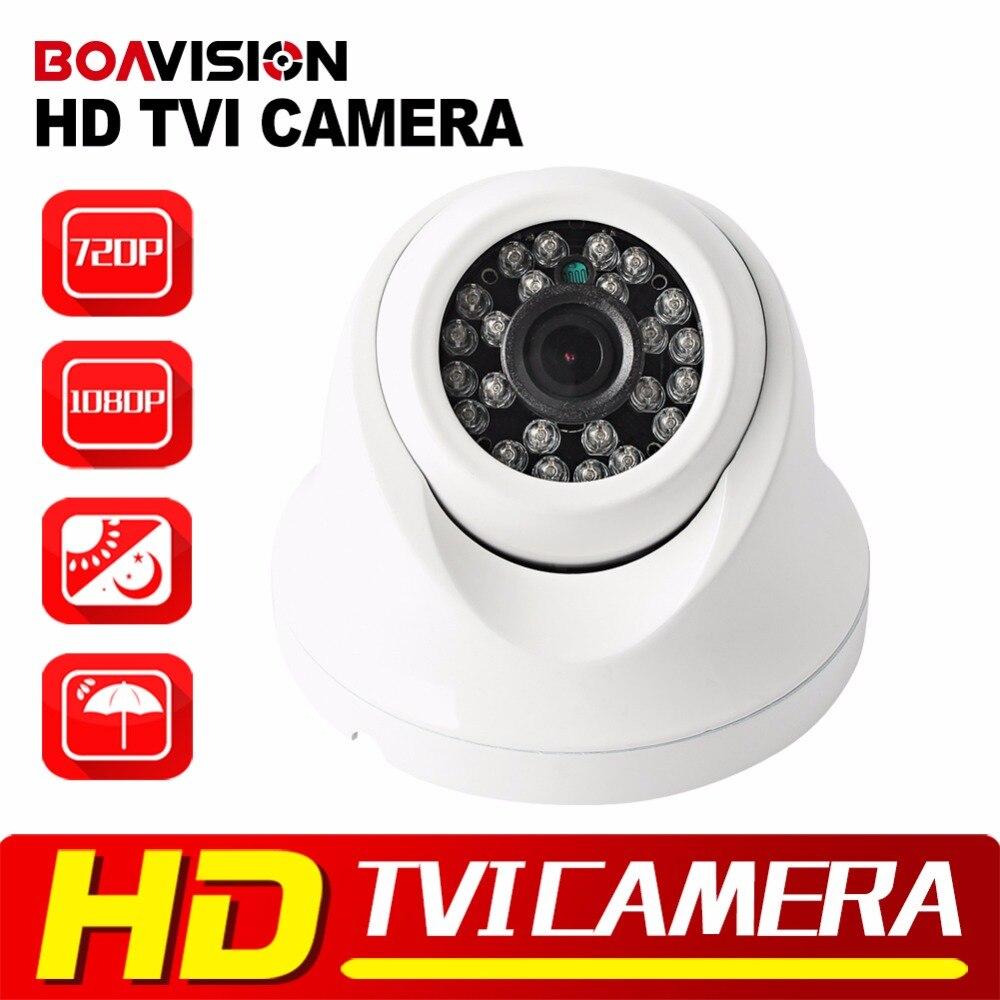 bilder für Dome 1080 P HD TVI Kamera 720 P Outdoor Realtime 3,6mm Objektiv 20 Mt IR Nachtsicht 2MP CCTV HDTVI Überwachungskamera Metall gehäuse