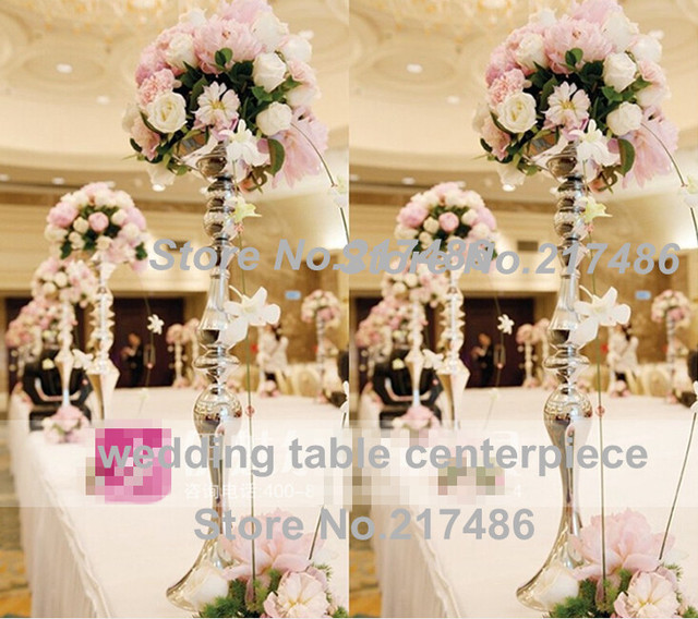 Free Shipping But Africa 330 Usd Will Be Add Wedding Stage Flower Decoration