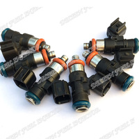 High Flow Performance 1200cc Fit 2006 2013 Chevrolet Corvette 6 2L 7 0L Fuel Injectors Matched