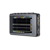 Hot Sale Original Mini Digital Oscilloscope 4 channels Portable 8MHz Bandwidth Arm Cortex M3 CPU Tester With Aluminum Meter Case